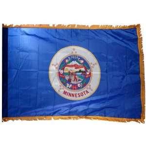 3 x 5 Feet Minnesota Twins Nylon   indoor MLB Flag Made in