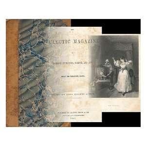 Art. May to August, 1845 Volume V.: John Holmes (Ed. ) Agnew: Books