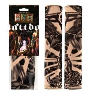 Nylon Rosary Hand Tattoo Sleeves   TWO sleeves in one package! One