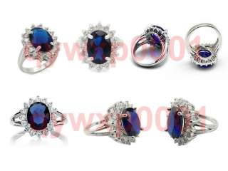 25pcs Prince William Royal Wedding Engagement Rings