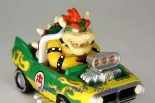 Nintendo Super Mario Bros Mariokart rollback cars