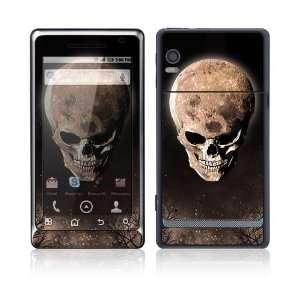 Motorola Droid 2 Skin   Bad Moon Rising