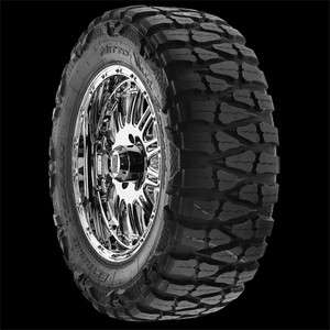 NEW 33x12.50R20LT E114Q NITTO MUD GRAPPLER TIRES