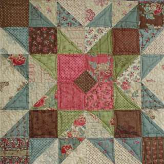 Charm Pack Baby Quilt - Instructables.com
