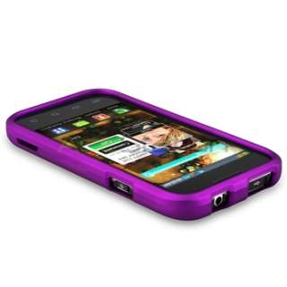 Pack black blue pink purple white for Samsung Fascinate Galaxy S i500