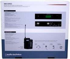 AUDIO TECHNICA ATW 3110BD WIRELESS MICROPHONE SYSTEM 613815561934
