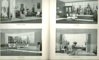1933 CHICAGO WORLDS FAIR GUIDE   GARDEN and FLOWER SHOW
