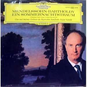 KUBELIK MENDELSSOHN MIDSUMMERS NIGHT DREAM Music