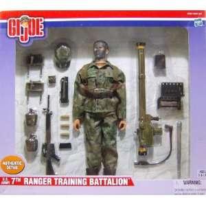 G I Joe US Army 7th Ranger Training Battalion 12 Inch