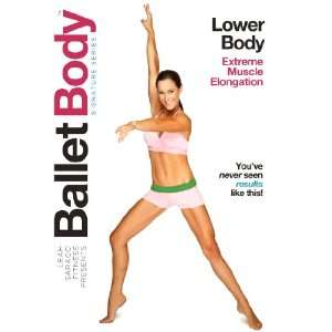 Series Lower Body Workout: Leah Sarago, Ed Lamberg: Movies & TV