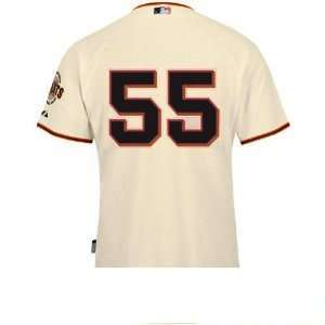 MLB Tim Lincecum San Francisco Giants Replica Alterantive
