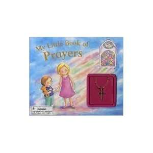 My Little Book of Prayers (Glitter Charm Book Series