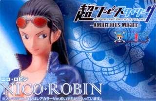 ONE PIECE Super Styling Ambitious Might Nico Robin ANIME MANGA FIGURE