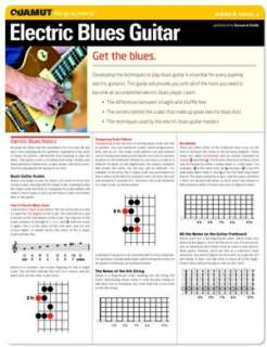 BARNES & NOBLE  Rock & Blues Guitar Scales (Quamut) by Quamut, Barnes