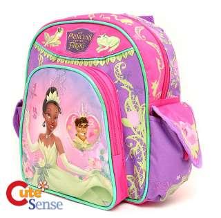 Disney Princess Frog Tiana Backpack 2