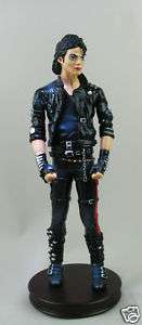 Michael Jackson Bad Pre painted Resin Figure