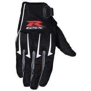 Joe Rocket Suzuki Mens Shooter Motorcycle Gloves (black