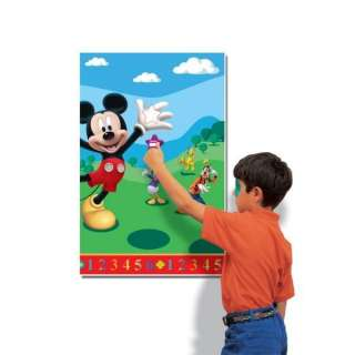 Mickey Mouse Clubhouse Party   Mickey Mouse Party Pin Game £2.99