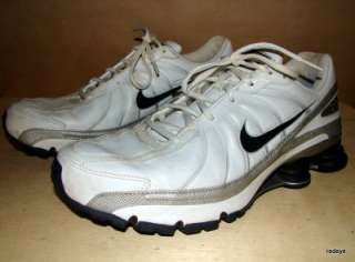 Nike Shox Turbo+ VII SL Mens Running Shoe   mens size 11.5