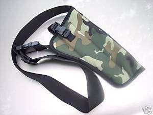 Camo Bandoleer HOLSTER Ruger Super Blackhawk w/scope US