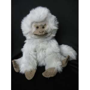 2009 Starbucks Wildlife Collection Plush Mangabey Monkey