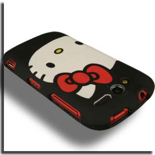 Case for T Mobile myTouch 4G Hello Kitty Cover Skin New