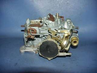 Rochester Q Jet 4 V carburetor 17059213 1259 CBL 1979 GMC Truck