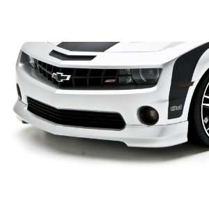 3dCarbon 2010 2013 CAMARO V8   Front Air Dam   (painted: Black   matt