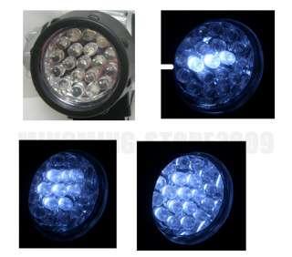 21 LED Bicycle Bike Head + Rear Flashlight Light #310