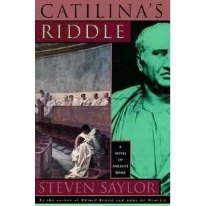 Riddle (9780786111770) Steven Saylor, Scott Harrison Books
