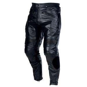 Tour Master Apex Leather Pants   Large/Black Automotive