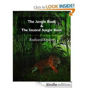 The Jungle Book & The Second Jungle Book (Complete, With Smart Active