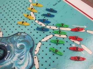 MILTON BRADLEY  BERMUDA TRIANGLE Board Game EUC 100% Complete 1975