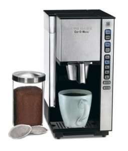 Cuisinart Cup O Matic SS 1 10 Cups Coffee Maker