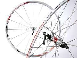 Shimano RS20 700c Road Bicycle Bike Wheelset   Clincher 8/9/10speed