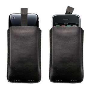 Gogo iPhone Genuine Leather Case U Slim Natura Series