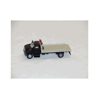 HO Scale GMC Roll Off Tow Truck Black/Silver 3005 36 Toys