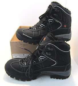 Momentum Mid Snow GTX Goretex Mens Black Boots Sz US 9.5 EUR 42.5 NEW
