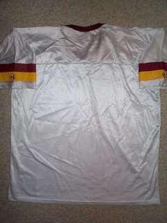 BLANK Washington Redskins nfl WHITE Jersey XXL (52)