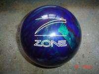 BRUNSWICK TARGET ZONE TRI COLOR GLO 16LB BALL   NEW