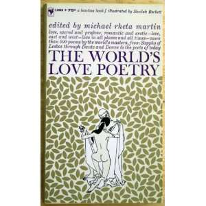 The Worlds Love Poetry: Michael Rheta Martin, Sheilah Beckett: Books