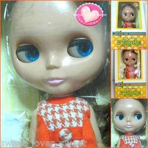 Takara Neo Blythe Doll Prima Dolly ♥GINGER♥ NRFB♥✦~