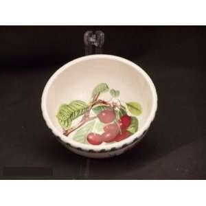 Pomona Individual Fruit Salad Bowl Late Duke Cherry