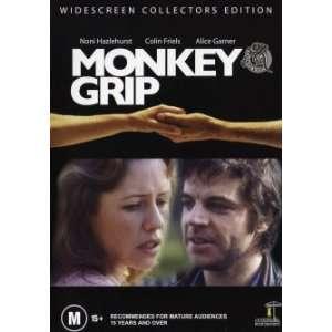 Monkey Grip Noni Hazlehurst All Regions PAL Unrated DVD