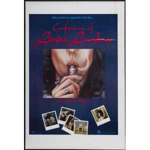 The Confessions of Linda Lovelace Poster Movie 27x40:  Home