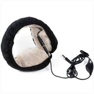 Warmer Earmuffs Sound Music Muffs With Microphone Headset/Headphone