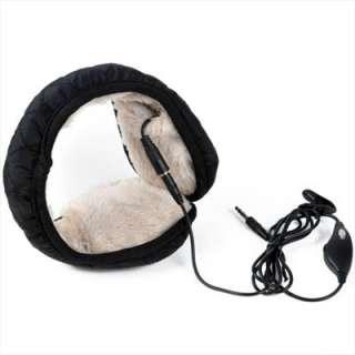 Warmer Earmuffs Sound Music Muffs With Microphone Headset/Headphone