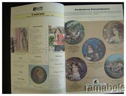 Plate Collector Mag 1983 Neubacher Royal Delft Hummels