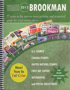 2012 BROOKMAN SPIRAL BOUND PRICE GUIDE BRAND NEW IN FULL COLOR   FREE