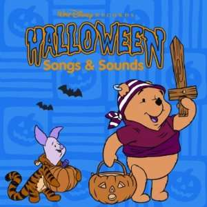 Walt Disney Presents Halloween Songs & Sounds Various